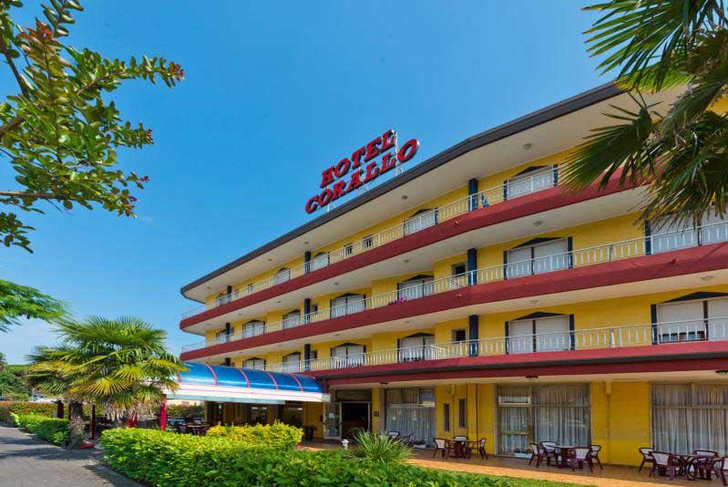 Hotel di Eraclea mare Corallo