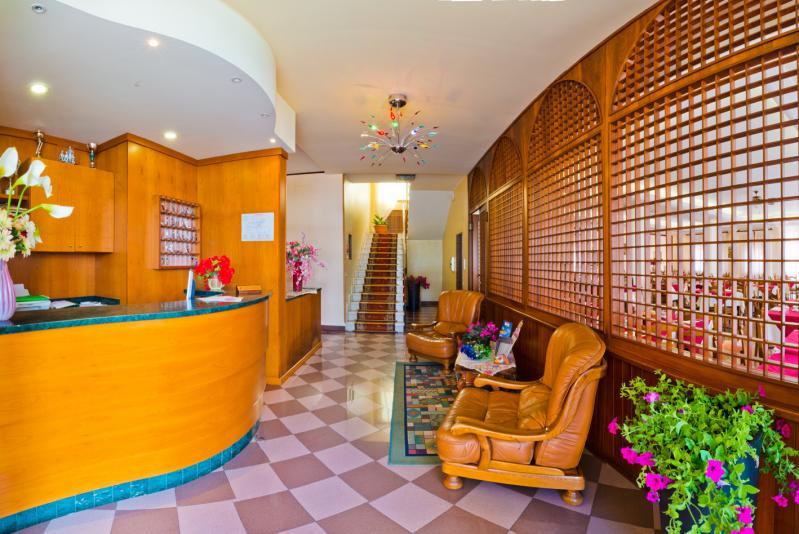 I servizi dell'hotel Corallo